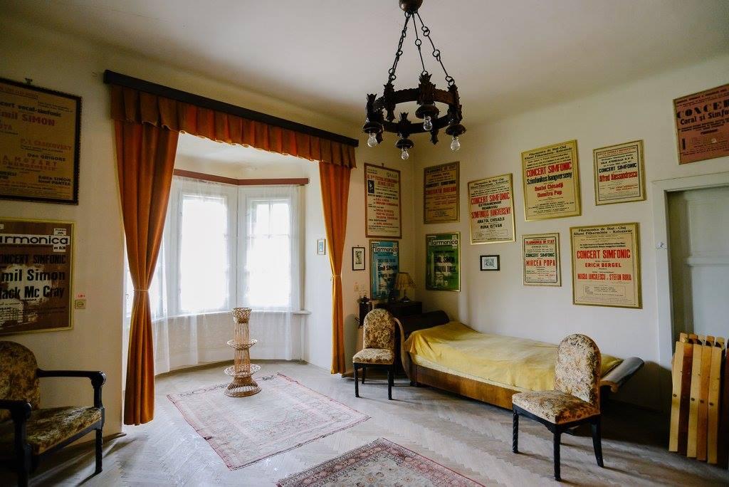 casa memoriala Sigismund Toduta